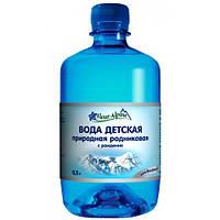Детская Родниковая вода с рождения, 500 мл, ТМ Fleur Alpine