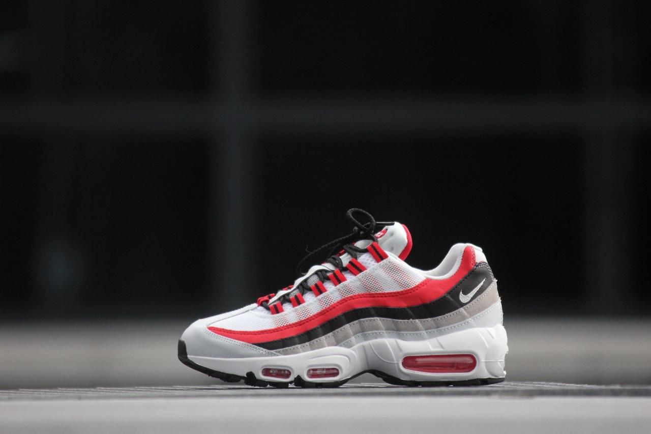 "Мужские кроссовки Nike Air Max 95 Essential ""University Red"""