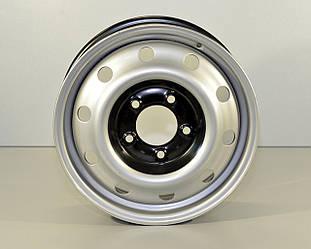 Диск колесный стальной серый на Renault Master II 1998->2010 —  Renault (Оригинал) - 77 00 314 672