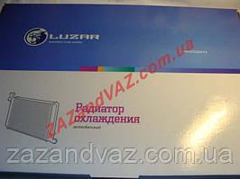 Радіатор охолодження (основний) ВАЗ 2110-2112 Лузар Luzar LRc 01120