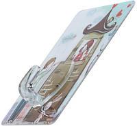 Крючок для полотенец на наклейке EM2065 Empire