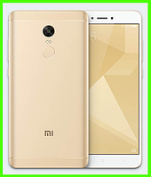 Смартфон Xiaomi redmi note 4x 3/32 GB (GOLD).Гарантия в Украине!