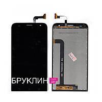 Оригинальный дисплей для мобильного телефона Asus Zenfone 2 Laser/ZE550KL, черный, с тачскрином