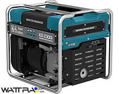 Генератор инверторный  Konner & Sohnen KS 2300i (2,3 кВт)