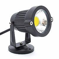 Светильник ландшафтный  OL-02 Base    COB  LED 10W  230V IP65   4000К  белый