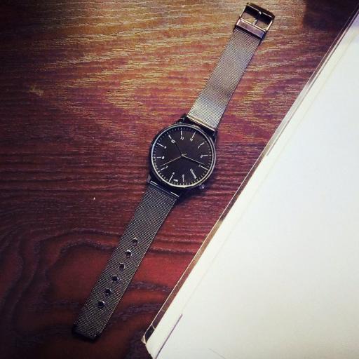 Мужские наручные часы.Модель 2197