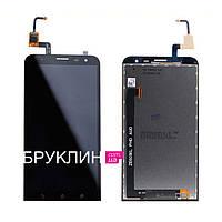 Оригинальный дисплей для мобильного телефона Asus Zenfone 2 Laser/ZE601KL, черный, с тачскрином