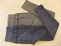 Детские лосины под джинс чёрные синие