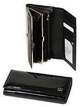 Шкіряне портмоне для дівчини Gold Bretton