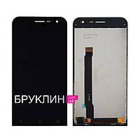 Оригинальный дисплей для мобильного телефона Asus Zenfone 2/ZE500CL, черный, с тачскрином