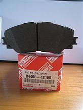 Тормозные колодки Перед Toyota RAV4 04465-42160
