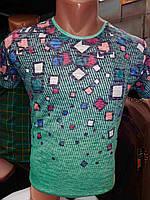 Мужская футболка от турецкого производителя