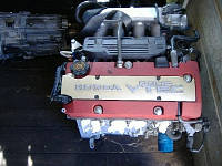 Двигатель Honda S2000 2.2 Vtec, 2003-today тип мотора F22C1
