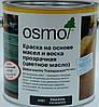 Dekorwachs Transparent 3161 Венге 0.75л (Osmo, Германия)