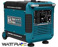 Генератор инверторний  Konner & Sohnen KS 3200iE S