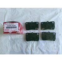 Передние Тормозные колодки RX350 2006-2011 Toyota Highlander 04465-0W070