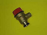 Предохранительный клапан 3бар 6VALSIBA09 Fondital Panarea Compact, Victoria Compact, Nova Florida Vela Compact