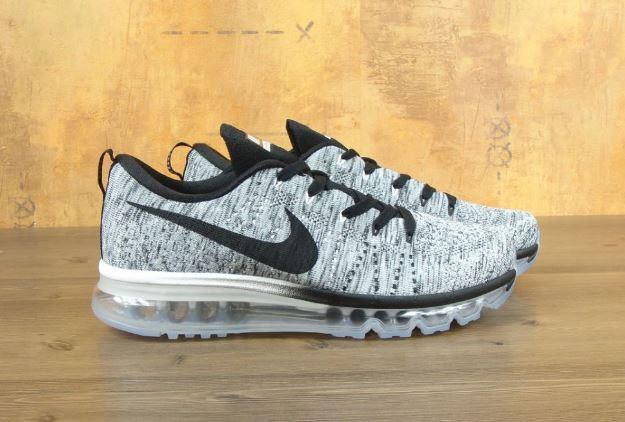 444996917316 Кроссовки мужские Nike Air Max 2016 серые топ реплика - Интернет-магазин  обуви и одежды