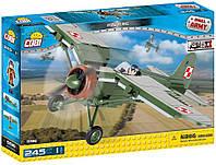 Конструктор COBI Вторая Мировая Война - Самолет PZL P.11C
