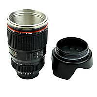 Термокружка объектив Canon 24-105L, фото 1