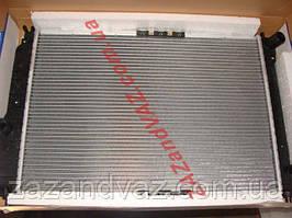 Радіатор охолодження основний Aveo Авео 600 алюмінієво-паяний Лузар Luzar Росія LRc CHAv05125