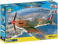 Конструктор COBI Вторая Мировая Война - Самолет Хоукер Харрикейн
