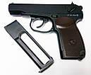 Пневматический пистолет Макарова KWC Makarov ПМ, фото 2