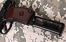 Пневматический пистолет Макарова KWC Makarov ПМ, фото 4