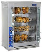 Профессиональный гриль для кур КИЙ-В ГК-8 (на 8 куриц)