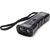 Отпугиватель собак ZF-853E (Double), плюс лазер