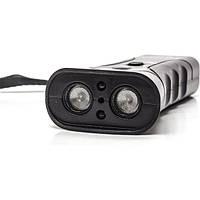 Отпугиватель собак усиленный (Double) лазер, фонарь.