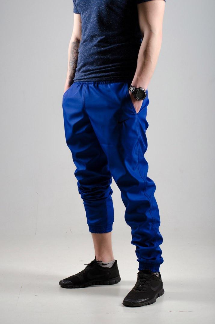 Спортивные штаны Nike (синие)