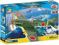 Конструктор COBI Вторая Мировая Война - Самолет Кавасаки KI-61-II Тони