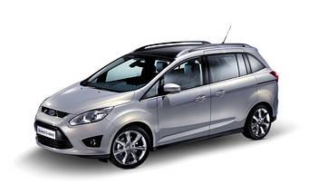 Автомобільні скла для FORD C-MAX/GRAND C-MAX