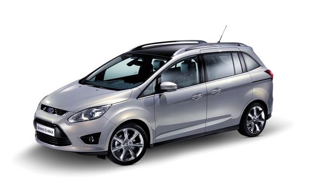 Автомобильные стекла для FORD C-MAX/GRAND C-MAX