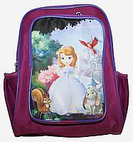 Рюкзак Ранец для дошкольника маленький Принцесса София 5560