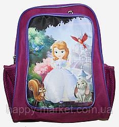 Рюкзак Ранець для дошкільника маленька Принцеса Софія 5560