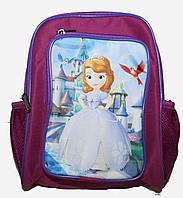 Рюкзак Ранец для дошкольника маленький Принцесса София 5560-1