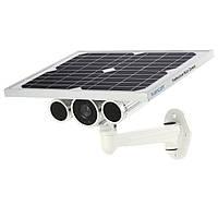 Уличная Wi-Fi IP камера на солнечной батарее Wanscam HW0029-3 Starlight HD
