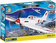 Конструктор COBI Вторая Мировая Война - Самолет ЯК-1М