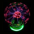 Плазменный Шар (22см) Plasma ball M., фото 3