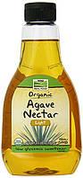 Now Foods, Real Food, нектар органической агавы, легкий, (660 г)