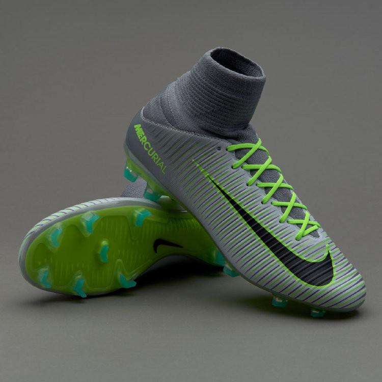 Бутсы футбольные Nike Mercurial Veloce III DF FG