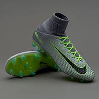 Бутсы футбольные Nike Mercurial Veloce III DF FG, фото 1