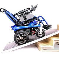 Пандус (рампа) для инвалидной коляски 210СМ, OSD-RPM-21006L