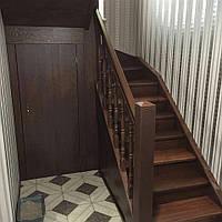 Лестницы любой сложности. Из дерева и металла