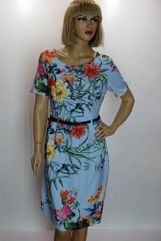 Платье с цветами СМА, фото 2