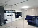 Стеклянная кухня студия, фото 5