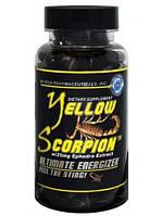 Жиросжигатель Yellow Scorpion ECA+DMAA 90ct