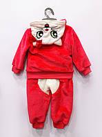 Махровый костюм Кошечка, вельсофт